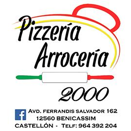Pizzería Arrocería 2000