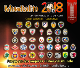 Mundialito 2018