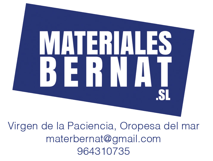 Materiales Bernat
