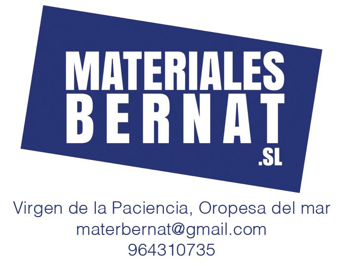 Materiales Bernat