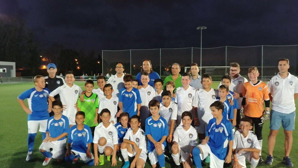 """""""Tras diversidad de reuniones realizadas entre las escuelas de futbol de  Burriana f12a99c8722ed"""