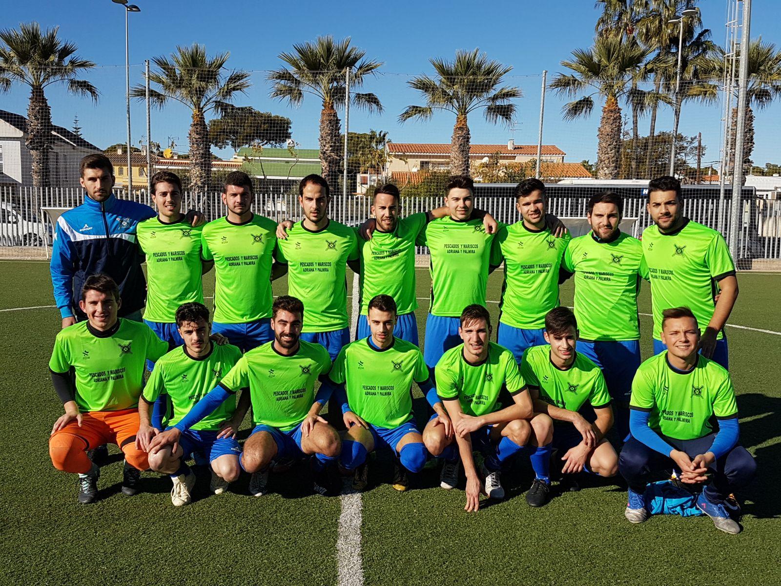 "Amateur San Pedro ""B""  Más que un equipo 05dff2d5d6afb"