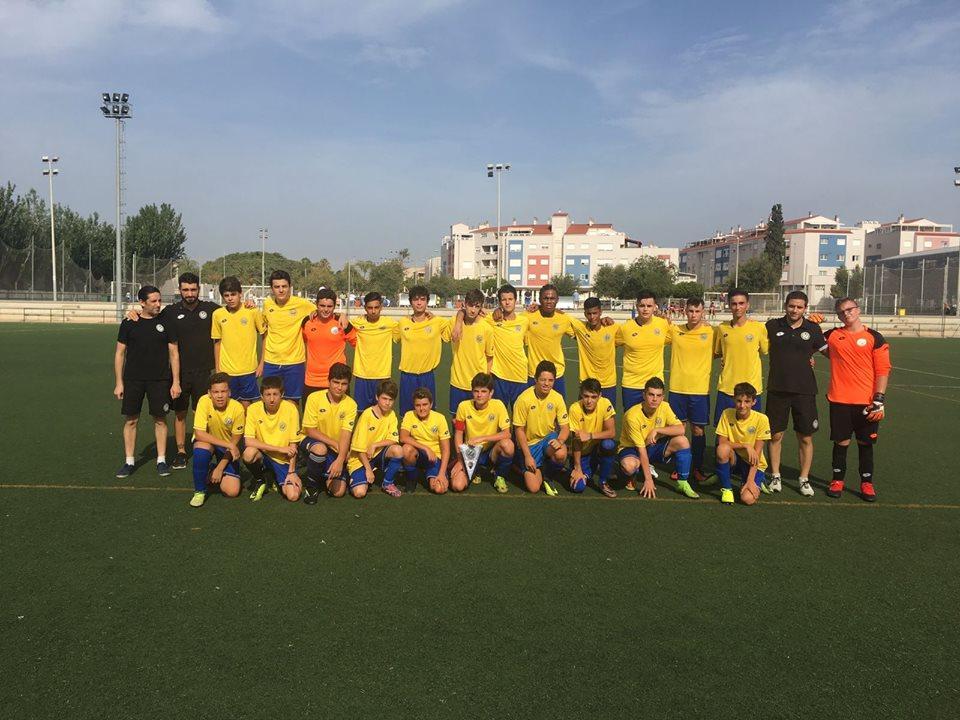 Les Palmes de Castelló es un club joven pero con las bases bien  fundamentadas. Con una estructura sólida c41fb965fe043