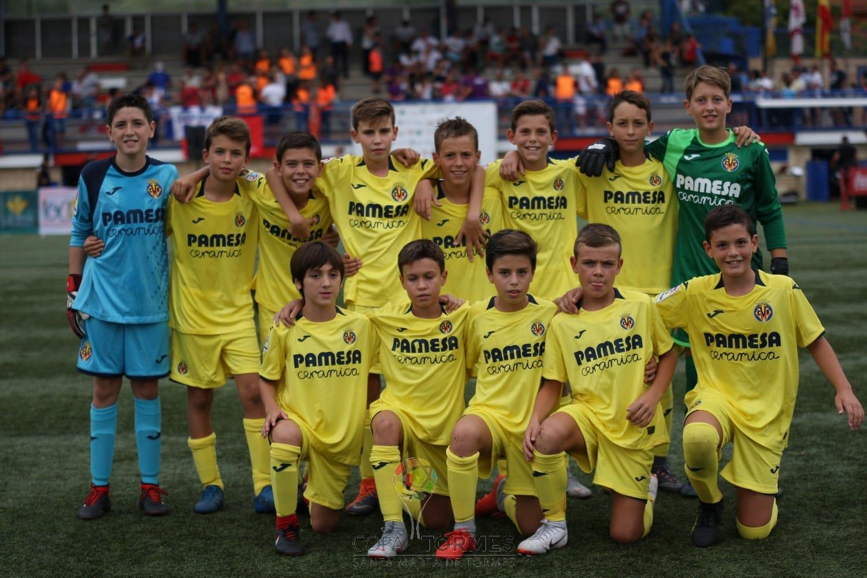bcef198cbae92 El Villarreal CF Alevín A