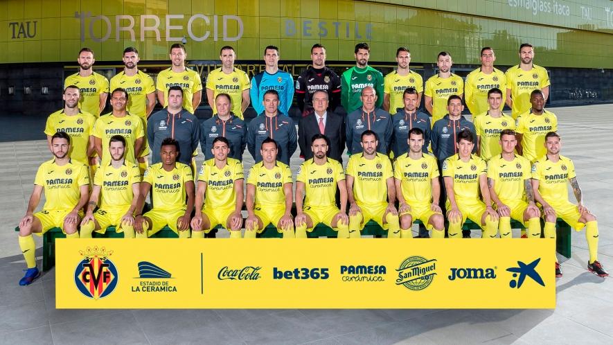 Los seguidores del Villarreal ya pueden descargar la fotografía oficial de  la primera plantilla de la temporada 2018 19. En la imagen posan 5e83ca25e083e