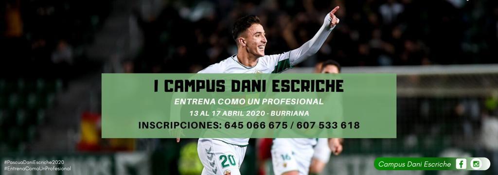 Campus Dani Escriche