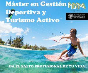 Máster en Gestión Deportiva y Turismo Activo