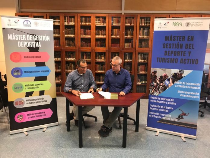 Acuerdo Castellón Base - Cátedra Deporte UPV