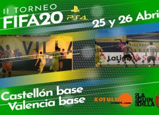 2 Torneo FIFA20 PS4