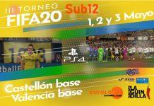 IIITorneo FIFA20 SUB12