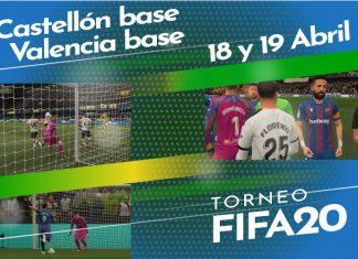 Torneo FIFA20 PS4