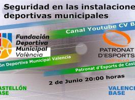 Charla 2 de junio - Fundación Deportiva Municipal Valencia - Patronat d'Esports de Castelló