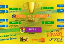 Resultado 3 Torneo FIFA20