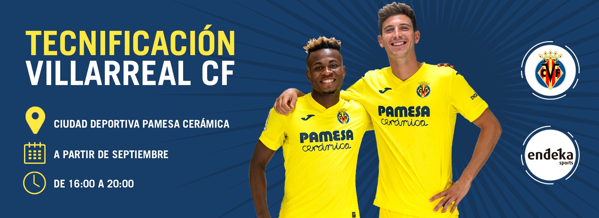 Tecnificación Villarreal CF 21/22